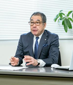 代表取締役 安藤 元二